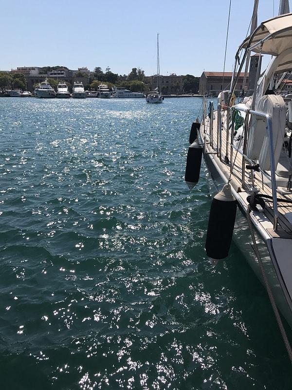 Docking Reservation